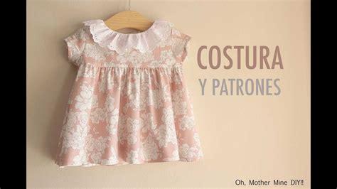 vestido nina patrones diy costura vestido de ni 241 a patrones gratis youtube