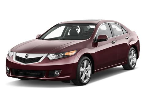 image 2010 acura tsx 4 door sedan i4 auto angular front