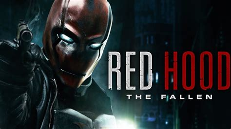 short film fallen art dc comic batman fan film red hood the fallen hell