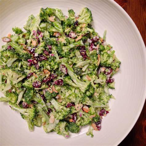 Smitten Kitchen Broccoli Slaw by Cookbook Book Club Dinnerwithsmittenkitchen Eat Live
