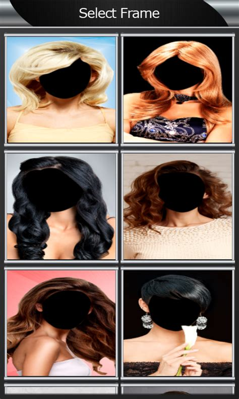 hairstyles changer app hairstyle changer for woman android apps on google play