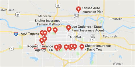Cheap Car Insurance Kansas by Cheap Car Insurance Topeka Kansas Best Rate Quotes