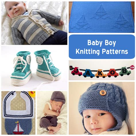 baby boy knitting patterns oh boy 17 adorable baby boy knitting patterns