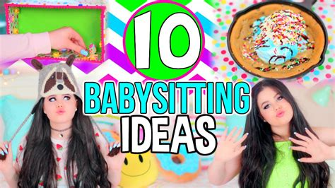 10 Things To Do When Babysitting by Things To Do With A Hospi Noiseworks Co