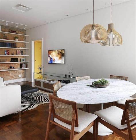 decorar sala jantar pequena mesa de jantar pequena 35 modelos para inspirar e decorar