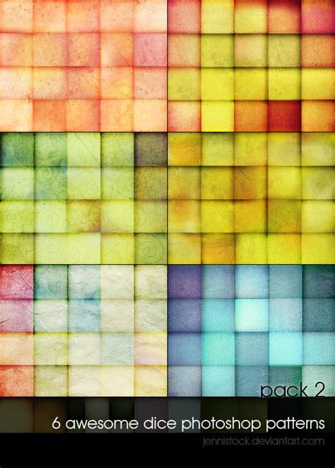 free pattern for photoshop cs5 dice patterns 2 by jennistock on deviantart