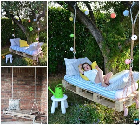kid swing diy outdoor kid swing ideas projects picture