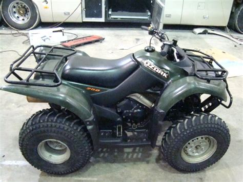 Suzuki Ozark 250 Parts Rv Parts 2005 Suzuki Ozark 250 Atv Runner For Sale