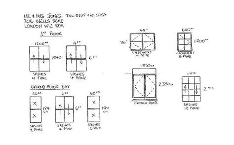 window in plan window sizes wood window sizes
