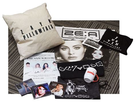 Sony Giveaway 2016 - win sony music assorted artiste merchandise teenage magazine
