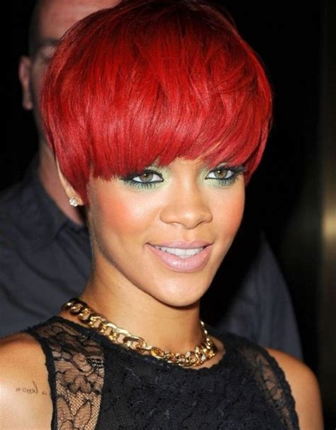 short haircuts for fine dark hair short hairstyles for thin hair black women hollywood