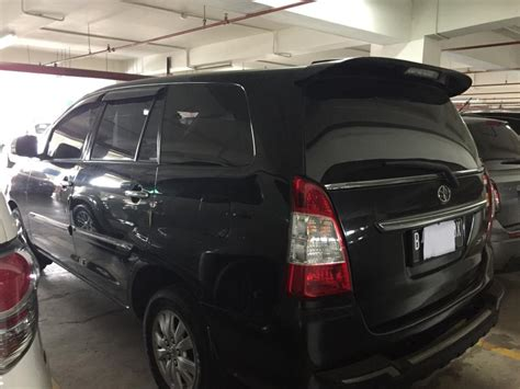 Spion Mobil Malang harga mobil bekas inova malang mobilsecond info
