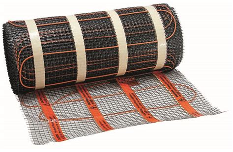 heat mat introduces wall heating mats as a discreet
