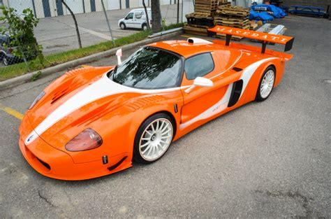 maserati mc 12 insane ludicrous crazy 840hp edo competition maserati