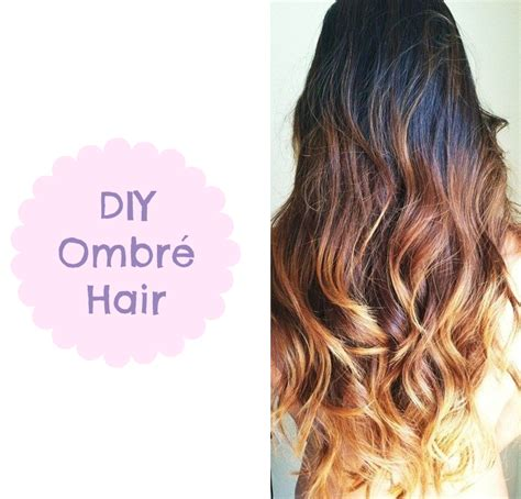 how to ambray hair what is ombre hair