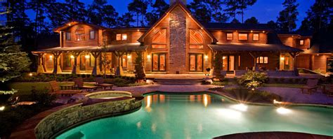 house beautiful com the most beautiful log home in america