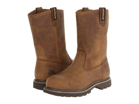 Caterpillar Solid Safety Boots the best work boots for in 2016 2017