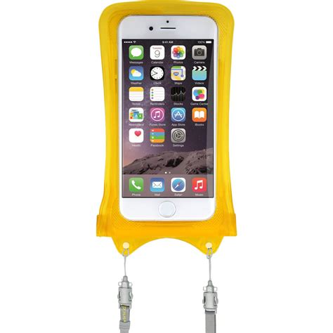 Casing Cover Dicapac Wp I10 Black dicapac wpi10 waterproof for iphone yellow wp i10 yellow