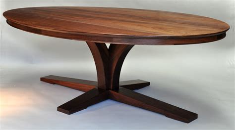 Handmade Furniture Tables - expanding cherry dining table dorset custom furniture