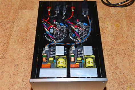 Smps 10 Ere bygging av ncore forsterker 2x nc400 smps600