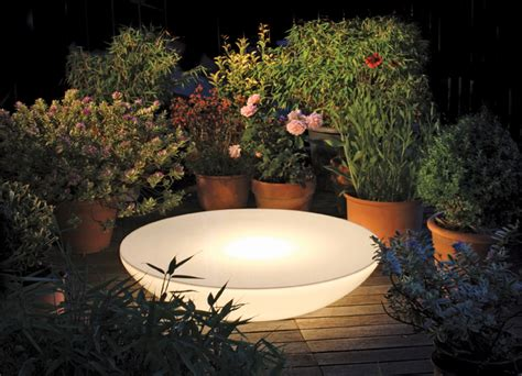 Lu Dinding Outdoor Seri 07 table ext 233 rieure lumineuse lounge variation led pro