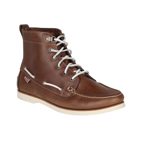 aigle america mid hiking boat boot aigle from gibbs