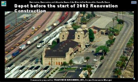 Office Depot Hours Santa Fe City Of San Bernardino Santa Fe Depot
