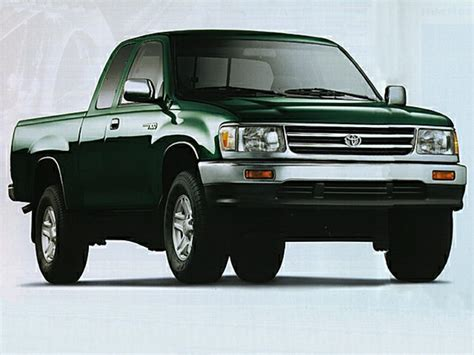 Toyota T100 Review Toyota T100 Regular Side Models Price Specs Reviews