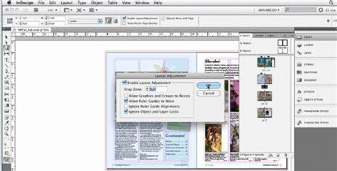 indesign layout adjustment adobe cs5 indesign vancouverscape