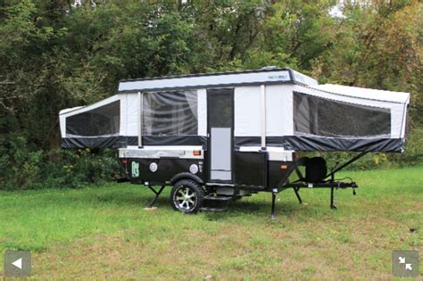 Expedition E6676 Black White Combi somerset e3 road tent trailer this thing is awesome
