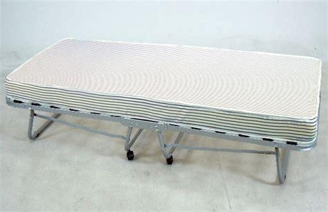 reti pieghevoli con materasso rete rotelle pieghevole con materasso materassi mca