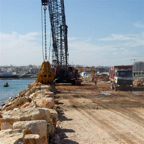 porto di molfetta porto di molfetta completamento opere foranee e