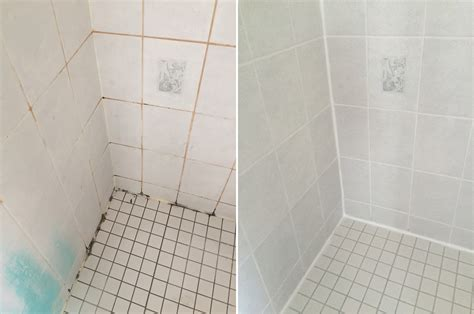 How To Clean Floor Tile Grout In Bathroom by Clean Bathroom Tile Grout 28 Images How To Regrout A