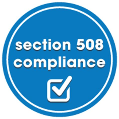 what is section 508 compliance requirements simpalm achieves 508 compliance standards