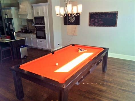 best convertible pool tables dining room pool tables by