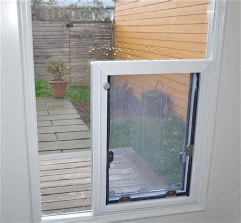 Glass Pet Door In The Glass Maxseal Pet Door Through Glass Door Pet Door For Glass Doors Sliding