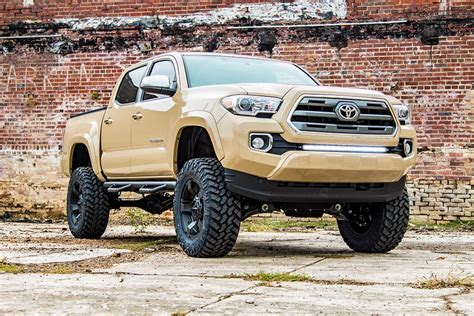 6in toyota suspension lift kit 2016 tacoma 4wd rough102