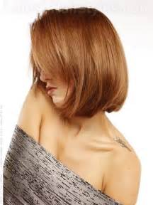 cutting a beveled bob hair style face framing long red bob with layers wedding pinterest