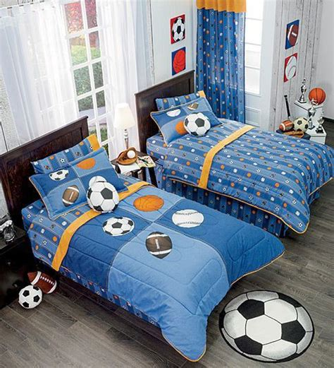 twin bed sets for boys details about twin full bunk bed boys football soccer