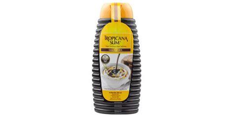 Tropicana Slim Gula Jawa brand tropicana slim gula jawa rendah kalori rasa gula jawa enak tapi tetap sehat vemale