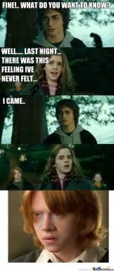 Hermione Memes - dirty harry potter hermione meme www imgkid com the