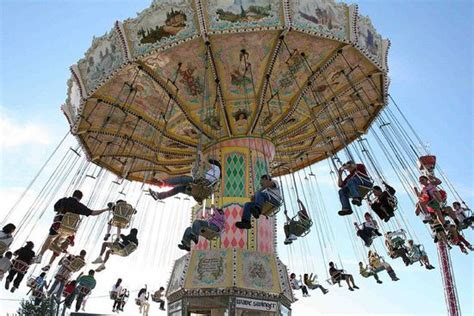 vancouver swing playland at the pne opens may 3rd with new ride inside