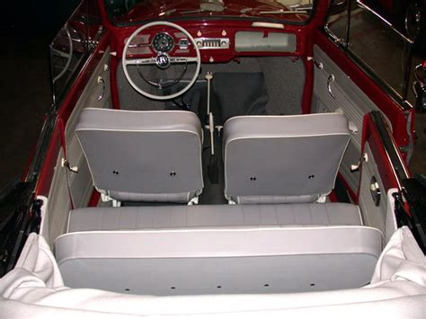 volkswagen beetle 1960 interior original style 1960 67 vw beetle convertible interior and