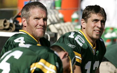 brett favre you ll see me more in green bay cbssports