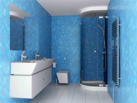 agréable Salle De Bain Vitaminee #2: mosaique-bleue-salle-de-bain.jpg