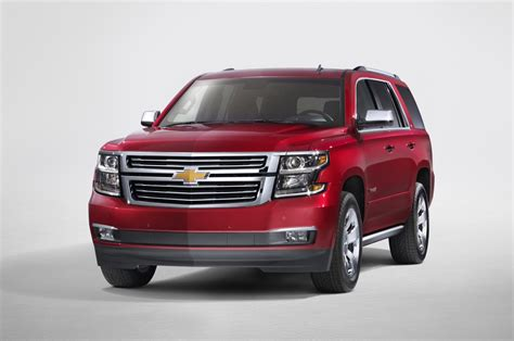 first chevy suburban 2015 chevrolet tahoe front three quarters photo 41