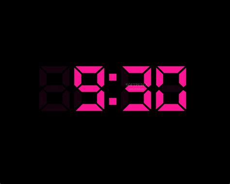 clock wallpaper for windows xp free digital clock download for windows 7