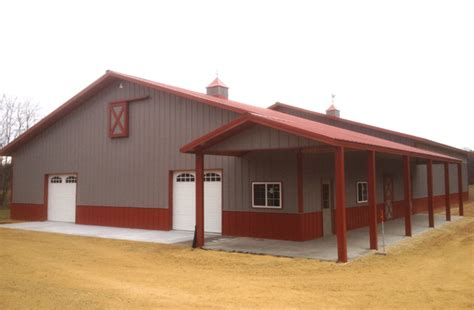 Sheds Rockhton rockton il stable building lester buildings project