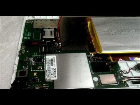 Baterai Tablet Advan T5c cara mengganti baterai tablet advan vandroid