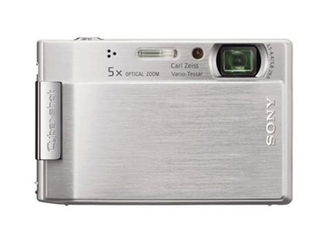 Sony Cyber T100 Lots Of Tech Tucked Into A Tiny Casing by Sony India Releases New Bunch Of Hd Cybershot Cameras And
